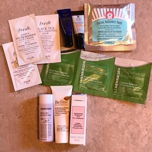 Skin Care Bundle Fresh Korres Kiehl's